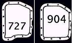 Mopar 904 Transmission Pan